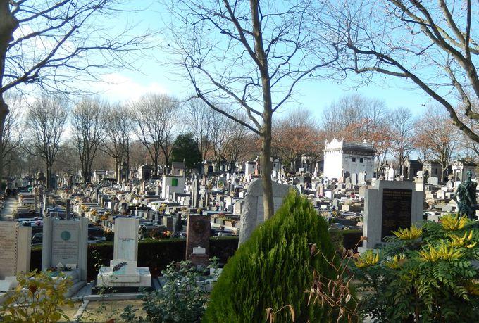 1803年に始まるペール・ラシェーズ墓地の歴史