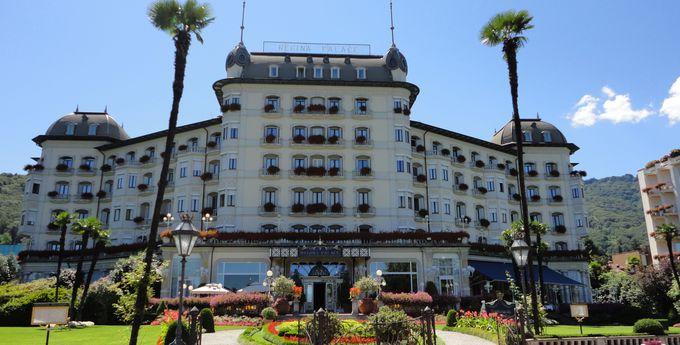 湖畔のホテルでのんびり過ごす最高の休日!