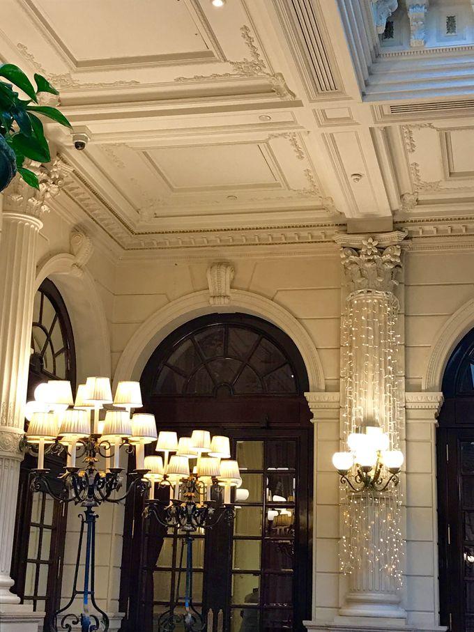 高級感漂うエレガントなインターコンチネンタル・パリ・ル・グラン