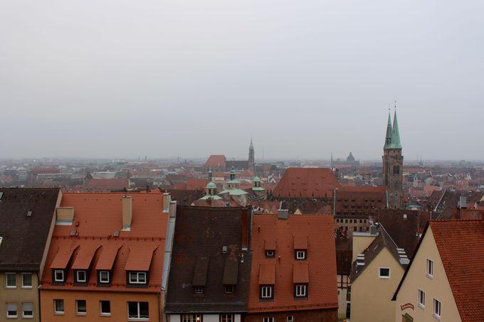 まるで絵本!中世の面影を残すニュルンベルグ