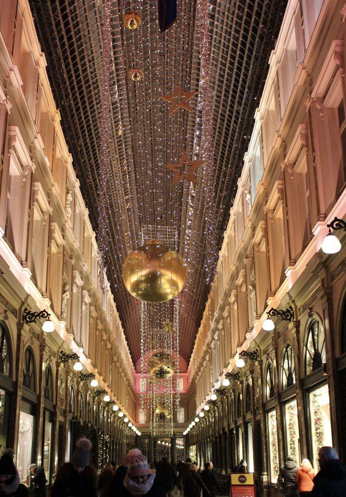 豪華なギャルリー・サン・テュベールで買いたいクリスマスの高級チョコレート!