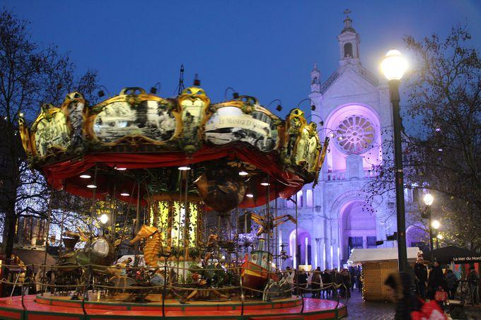 ブリュッセルが一番華やぐクリスマスの季節!