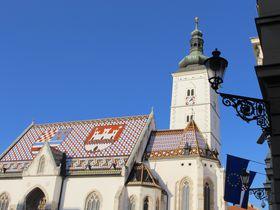 美しきザグレブ!中世の面影とオリエント急行の栄華を残す街並み観光