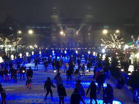 アムステルダムのポップなクリスマスマーケット「アイスビレッジ」!