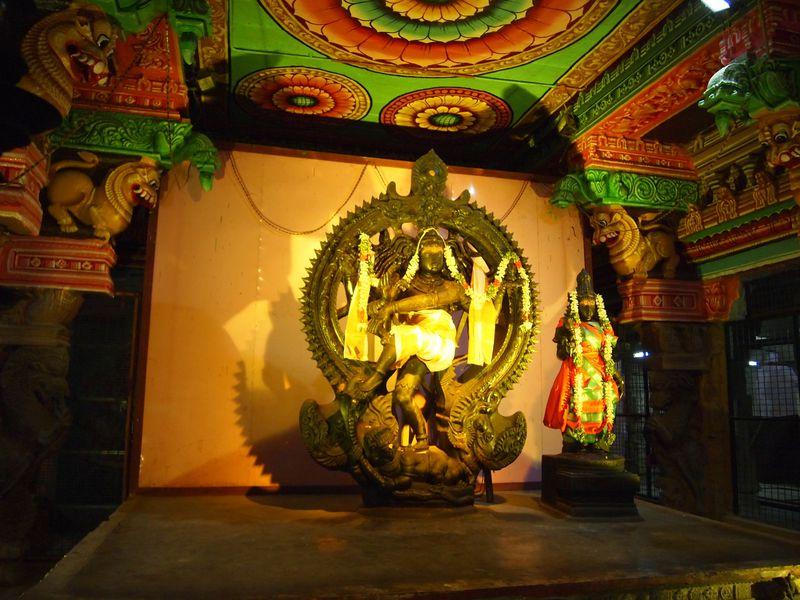 60mの塔門!南インド ミーナークシー寺院にみんな行くしー!?
