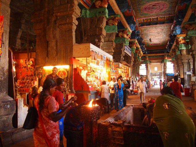 寺院への入り方と注意点