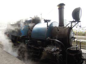 まるで機関車トーマスの実写版!インド「トイ・トレイン」に乗る