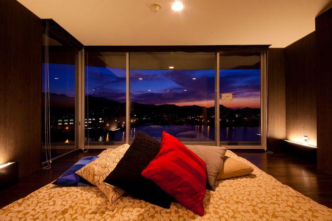 水郷を眺めながら寛げる部屋「ひなこスイート」