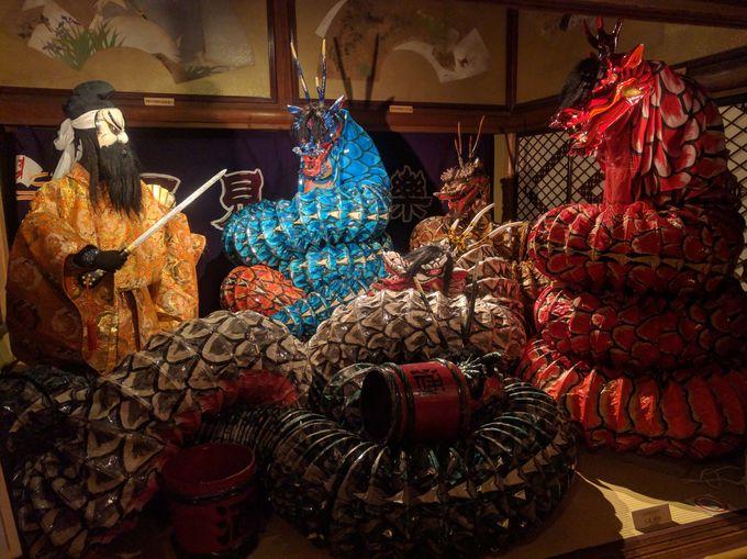 島根の伝統芸能「石見神楽」