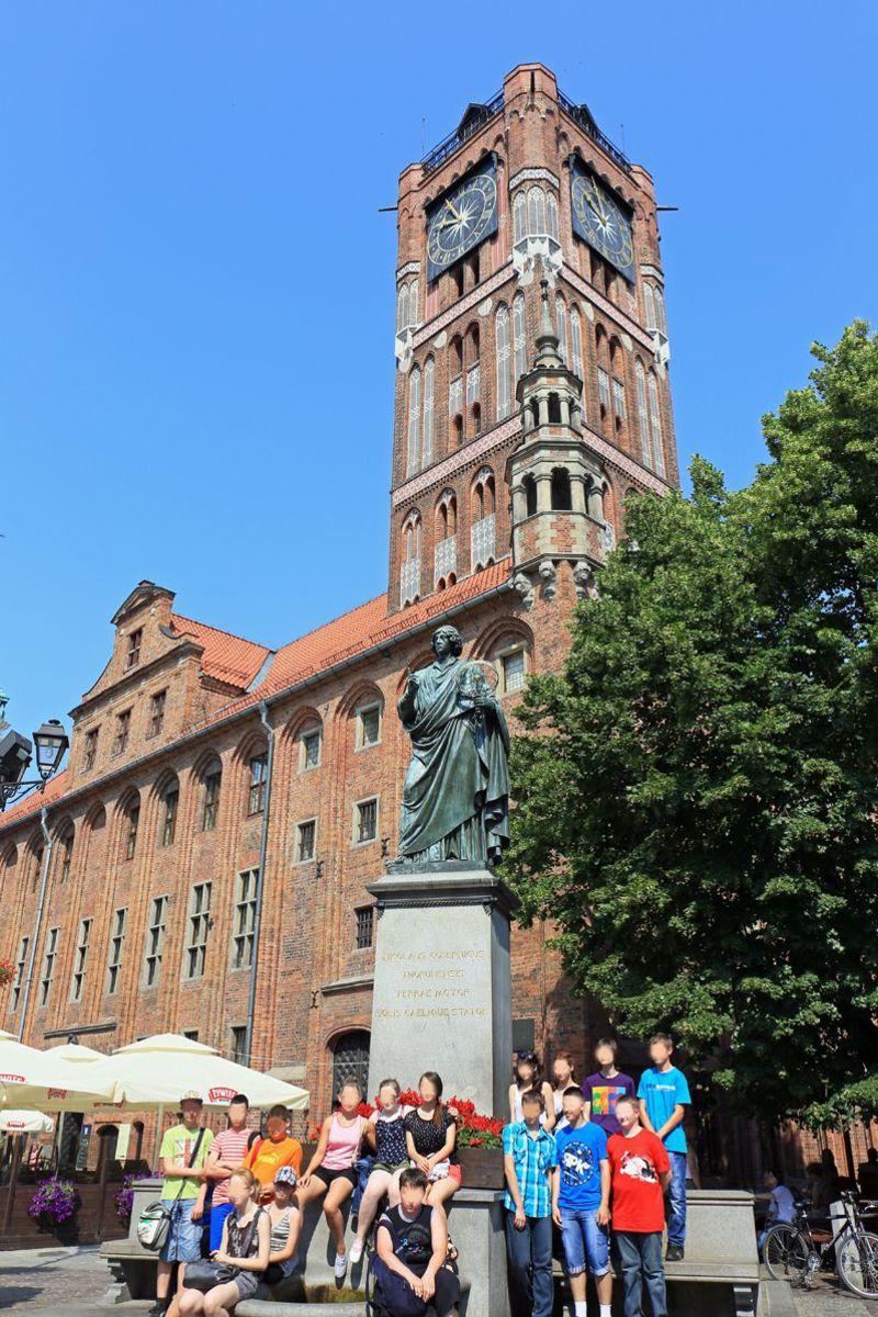 ポーランド・中世の香り漂う世界遺産の町トルンを散策しよう!
