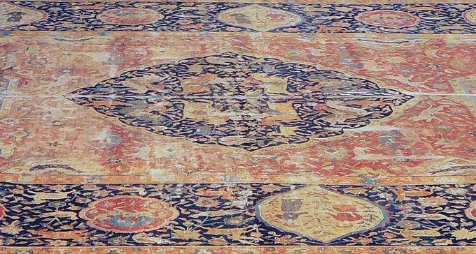 他の地域の絨毯など