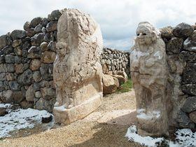 トルコ・ヒッタイト帝国の遺跡に古代世界の謎と幻影を求めて…