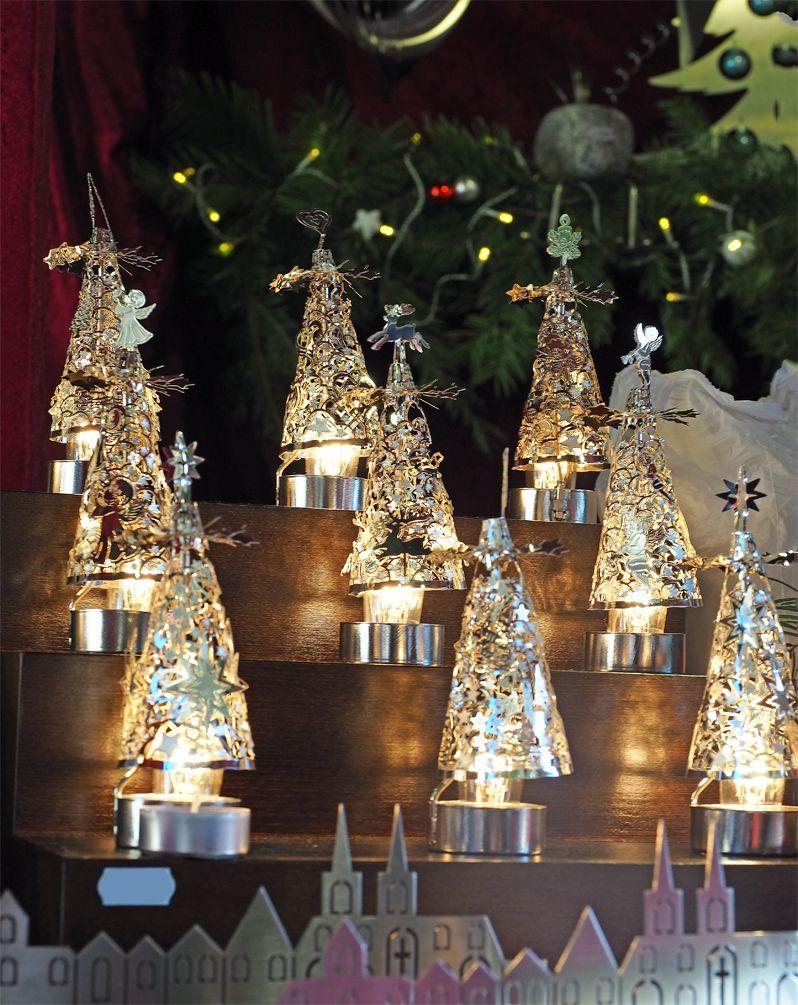 ローテンブルグのクリスマスマーケットはロマンチック!