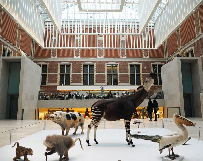 アムステルダム国立美術館の概要