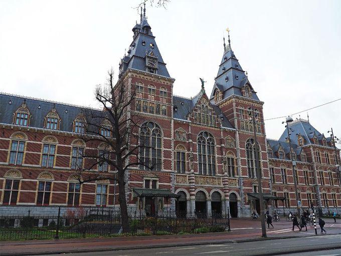 3.アムステルダム国立美術館