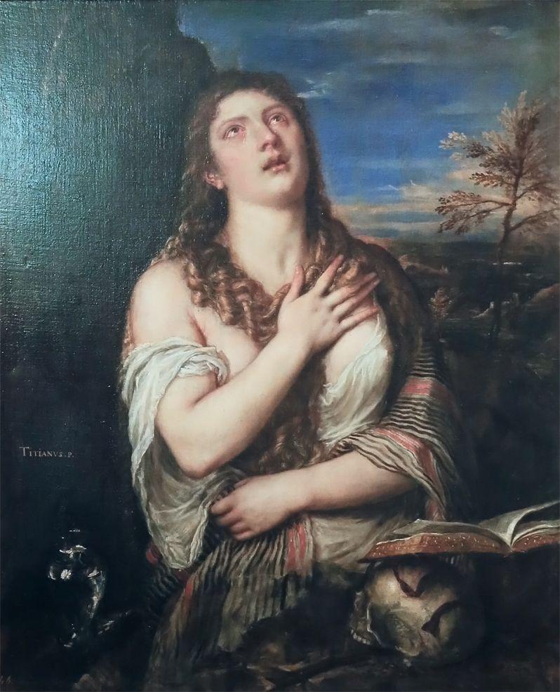 ヴェネチア派の絵画も素敵!
