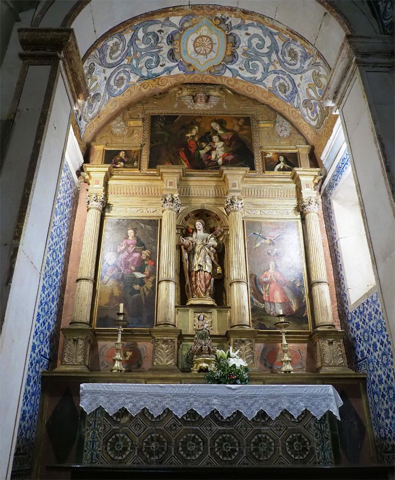 サンタマリア教会