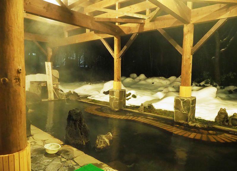 大浴場・露天風呂・酵素風呂