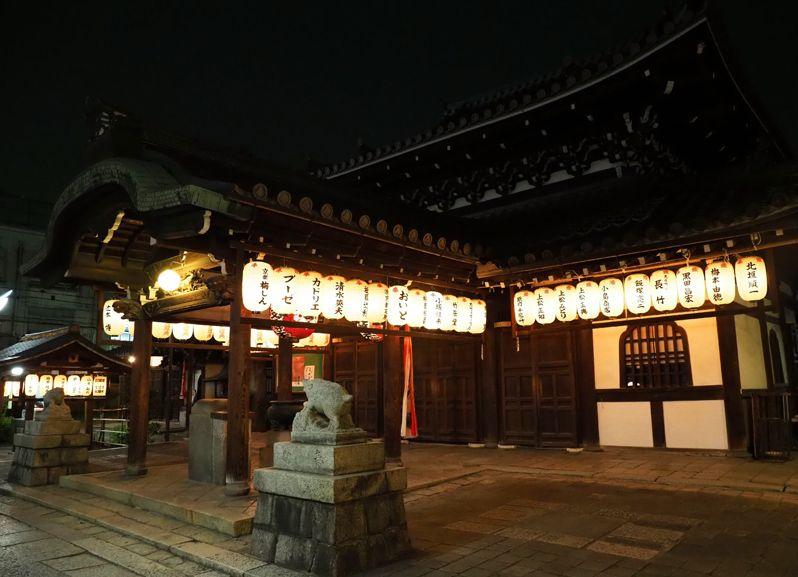夜と早朝の京都を楽しむ