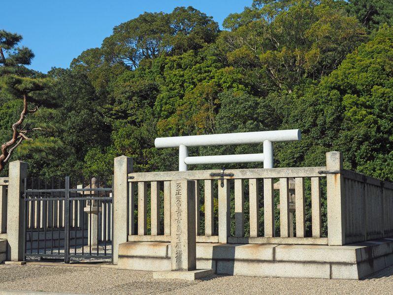 反正天皇陵古墳と堺市役所展望ロビーへ!