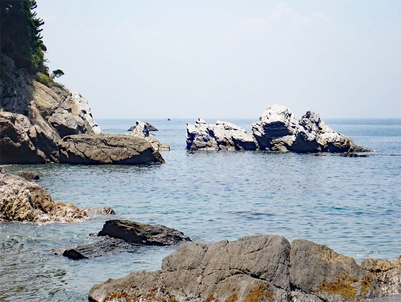 沼島の海の魅力