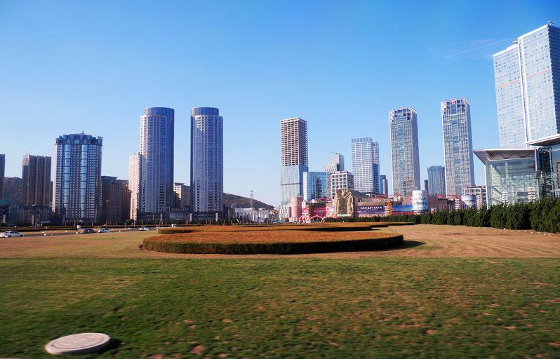 星が浦公園は大連を代表するリゾート地帯だった!
