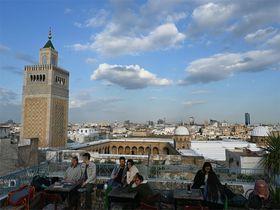 美しきチュニジアの首都チュニスを歩く!