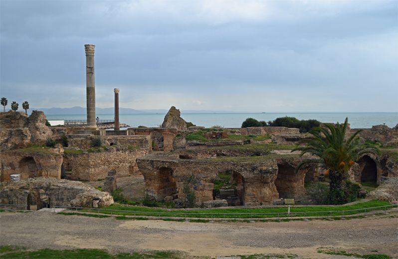 ローマによるカルタゴ