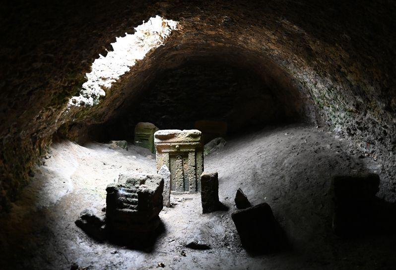 フェニキア人の栄光を辿るピュルサの丘とトフェ遺跡