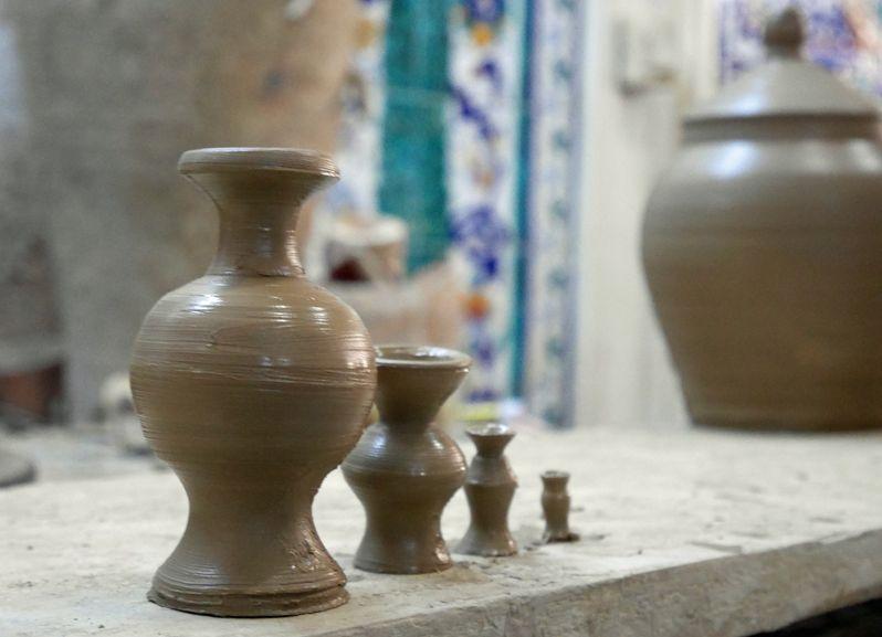 ナブールの陶器製作所を見学する!