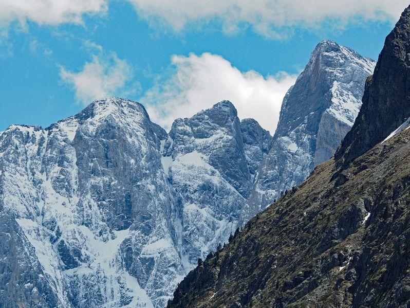 山岳写真を撮ろう!