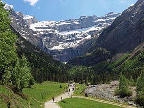 ピレネー山脈の圧倒的な景観「ガヴァルニー圏谷」を歩こう!