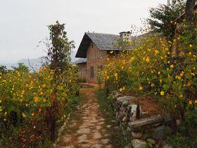 ネパールのエコロジーな宿に泊まる!「ゴルカガウンリゾート」