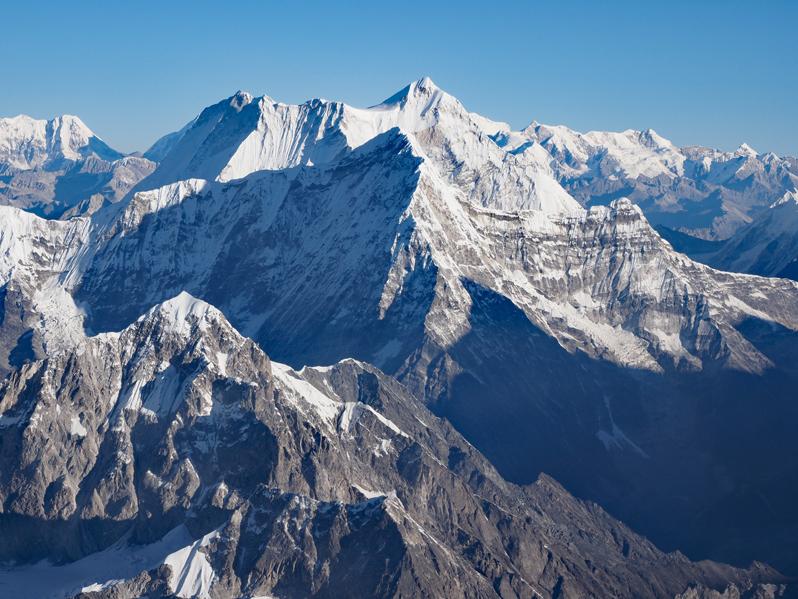エベレストからチョー・オユーへ