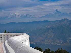 ネパール屈指の山岳リゾート「ポカラ」を楽しもう!