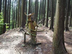 松永久秀の足跡をたずねて幻の天空の城へ!奈良「信貴山城」