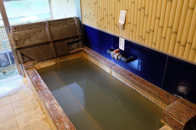 日本トップクラスのラジウム含有量!湯上りもポカポカ。