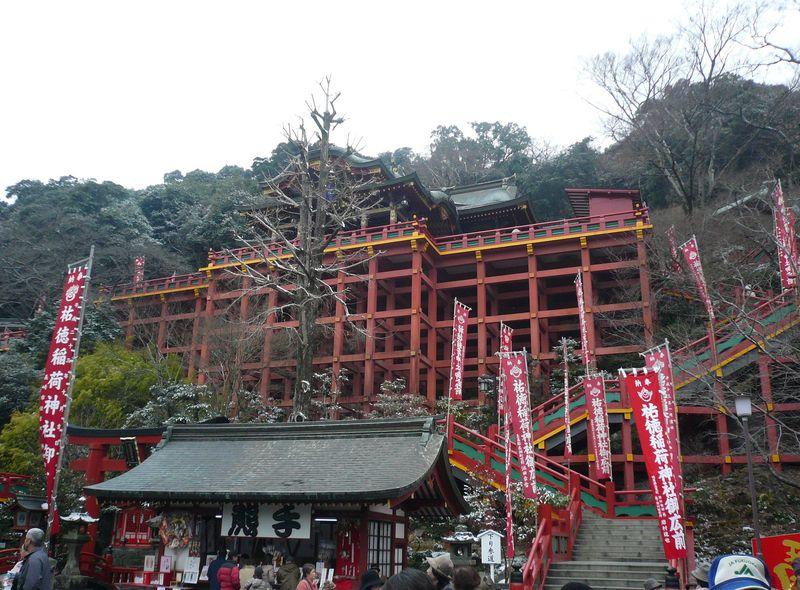 豪華絢爛!佐賀・祐徳稲荷神社の節分祭で福豆をゲットしよう!