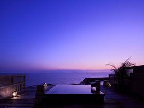 佐賀・太良竹崎温泉「豊洋荘」でカニを満喫&展望露天風呂で海と星空を独り占め!