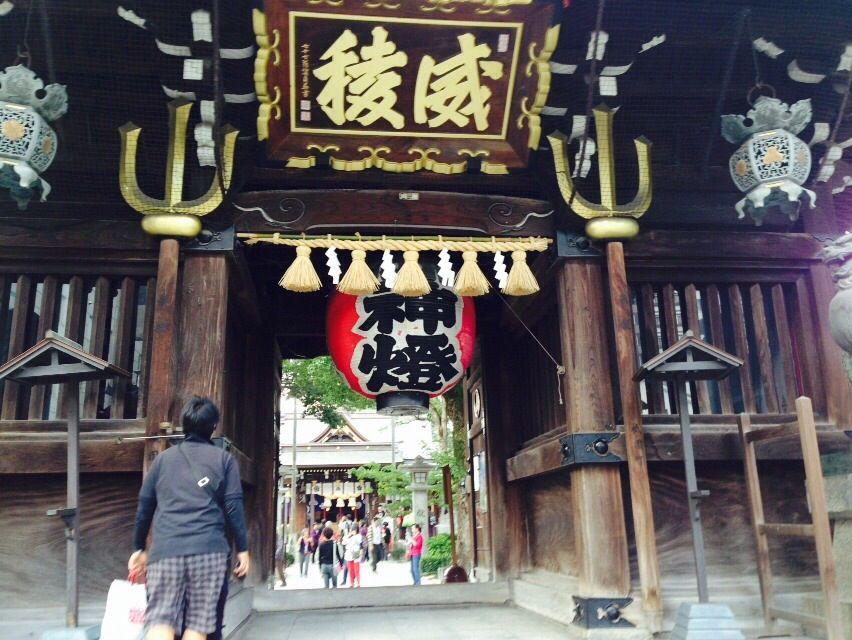 3.櫛田神社/福岡市