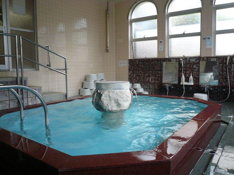 島根「有福温泉」でぶらり散策外湯巡り&ご縁結び