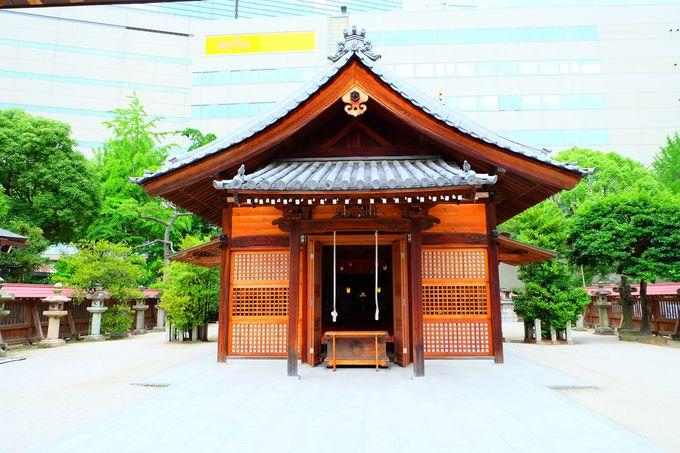 3.警固神社