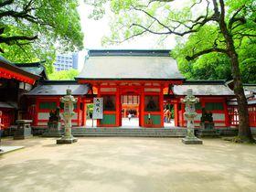 福岡で訪れたいおすすめの神社10選!パワースポットに絶景も