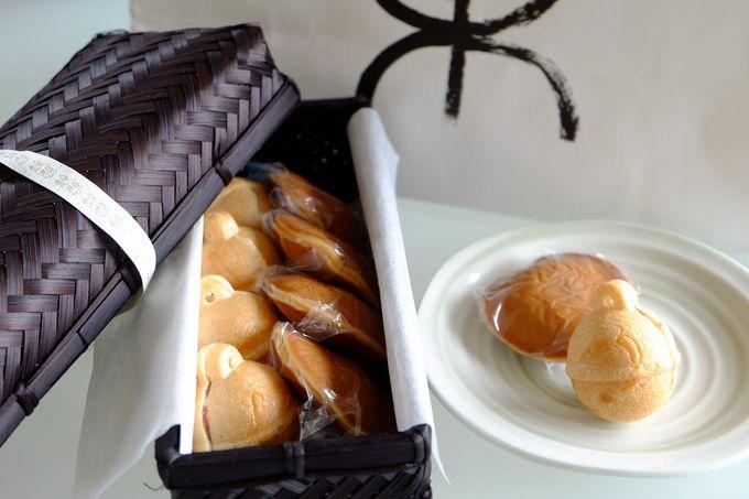 思わず「可愛い!」と声をあげる一口サイズの上品な和菓子
