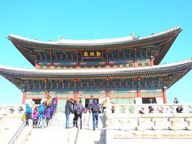 韓国ソウルの世界遺産・見事な建築美の古宮でパワースポット巡り!
