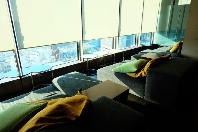 16階フロア「SKY(スカイ)」でいただく朝食