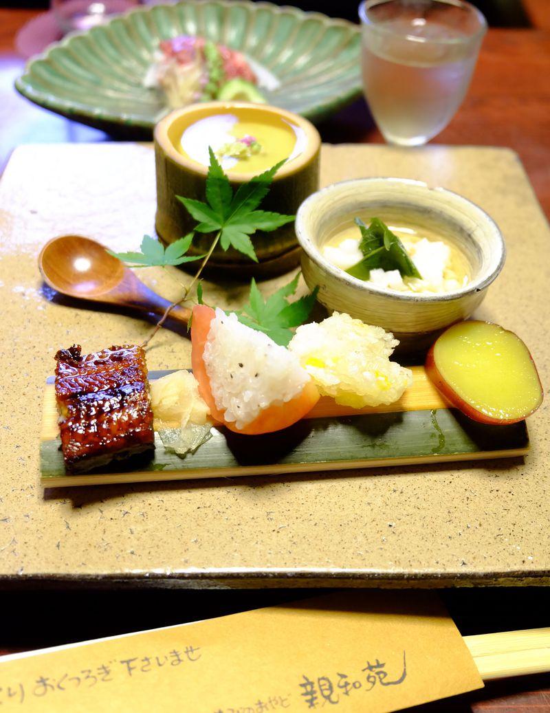 料理への熱き想いと絶品の美食宿!熊本阿蘇「親和苑」