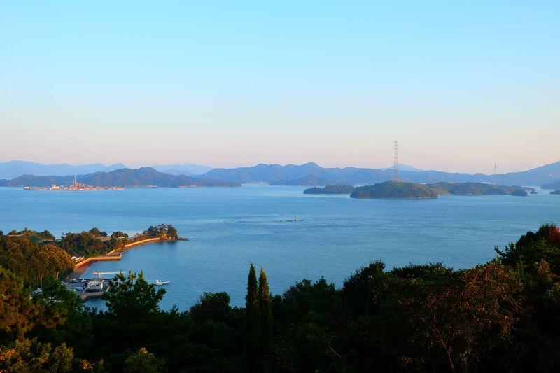 瀬戸内の海と夕陽にうっとり!広島・竹原の展望レストラン「THE GRILL」。