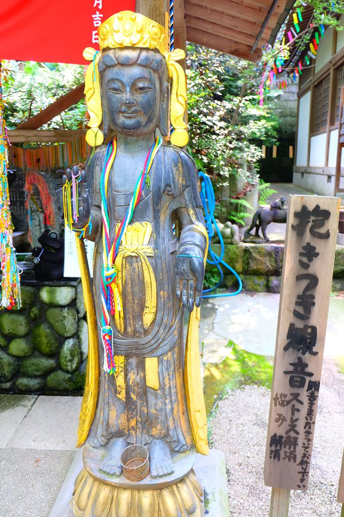 地元でも一番古い歴史あるお寺