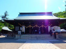 桃太郎伝説の地、岡山「吉備津彦神社」は静寂な気が漂うパワースポット